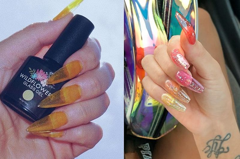 Jelly Nails - nowy trend manicure