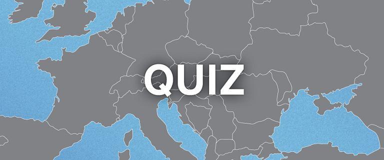 10 zdań o Europie. Musisz tylko odgadnąć, które jest prawdziwe. Dasz radę?