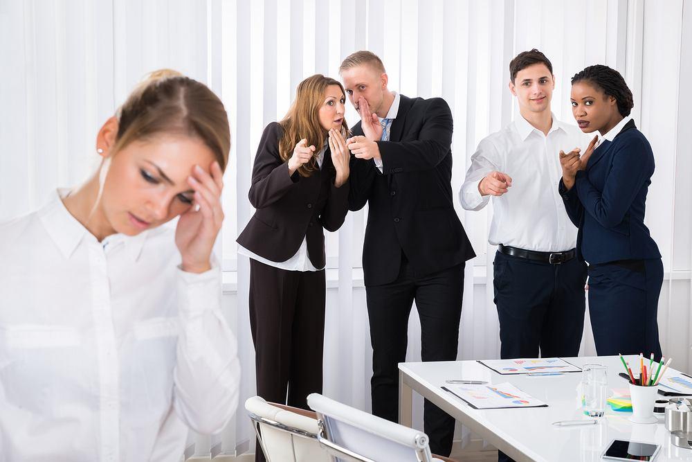 Mobbingiem nazywa się wszelkie działania, które można uznać za złośliwe, upokarzające czy mściwe.