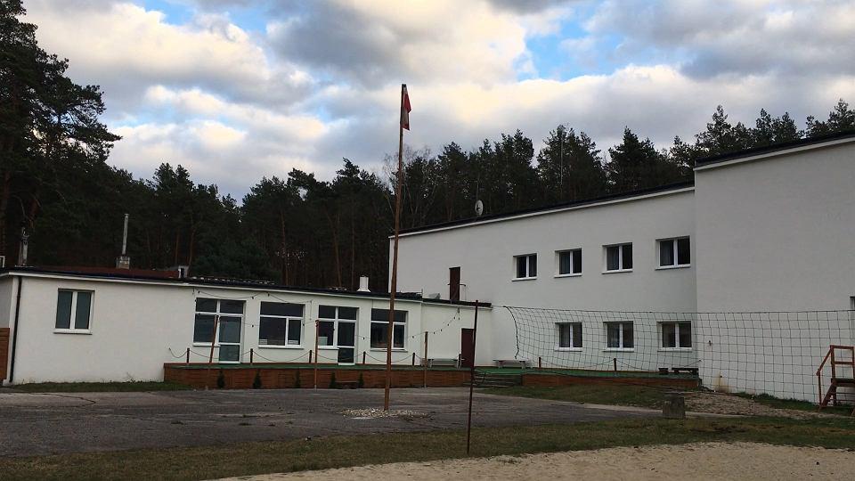 Ośrodek dla osób w kwarantannie w Starej Dąbrowie
