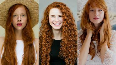Projekt 'Redhead Beauty' ukazuje piękno osób o rudych włosach
