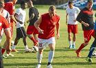 Adrian Budka rozpoczął treningi w Widzewie