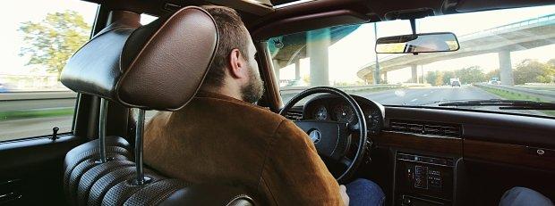 Mercedes W116 300 SD Turbo Diesel