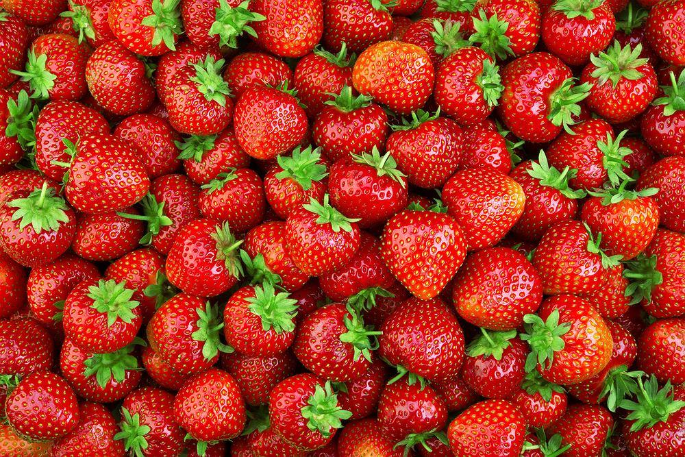 W truskawkach zawarta jest fruktoza, która charakteryzuje się niskim indeksem glikemicznym