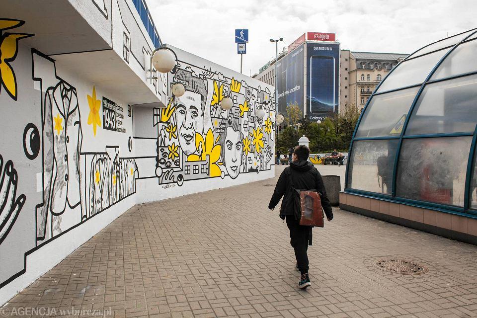 Zdjęcie numer 24 w galerii - Rocznica powstania w getcie warszawskim. Żonkil oznacza pamięć