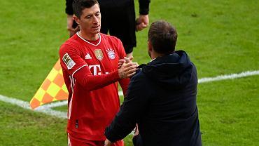 Hansi Flick zdradził, czy Lewandowski zagra z Leverkusen.