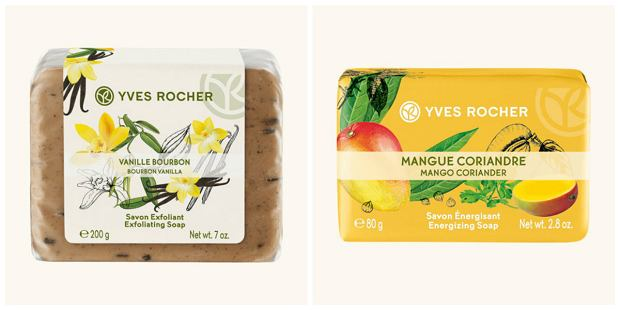 mydło Yves Rocher