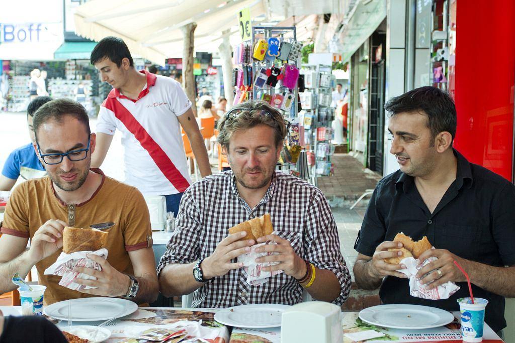 Mariusz Stachowiak, Tester Smaków Exim Tours odkrywa prawdziwą Turcję