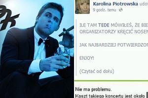 Piotr Kukulski, Karolina Korwin-Piotrowska