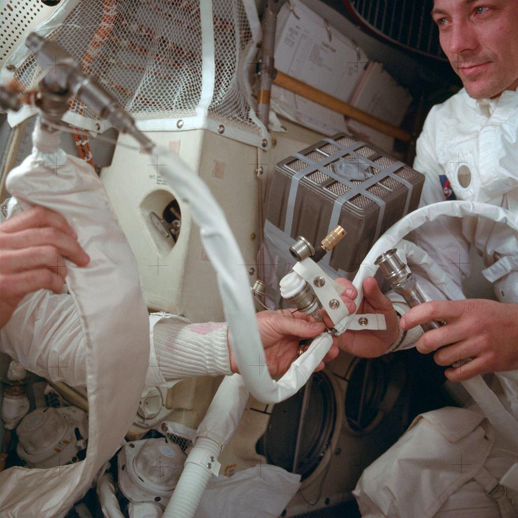 Z okazji 50. rocznicy misji Apollo 13 astronauta Jack Swigert opowiedział zabawną historią związaną z lotem