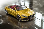 Mercedes Concept A Convertible