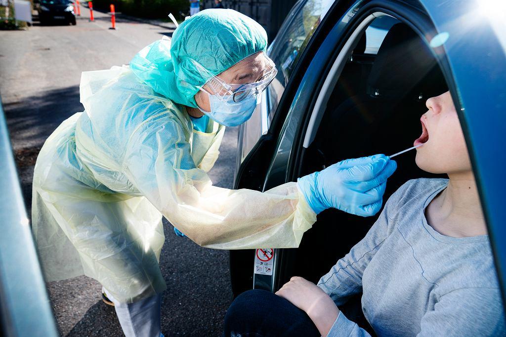 Epidemia koronawirusa w Danii - zdjęcie ilustracyjne
