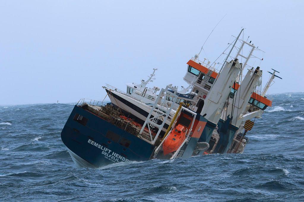 Statek ' Eemslift Hendrika'