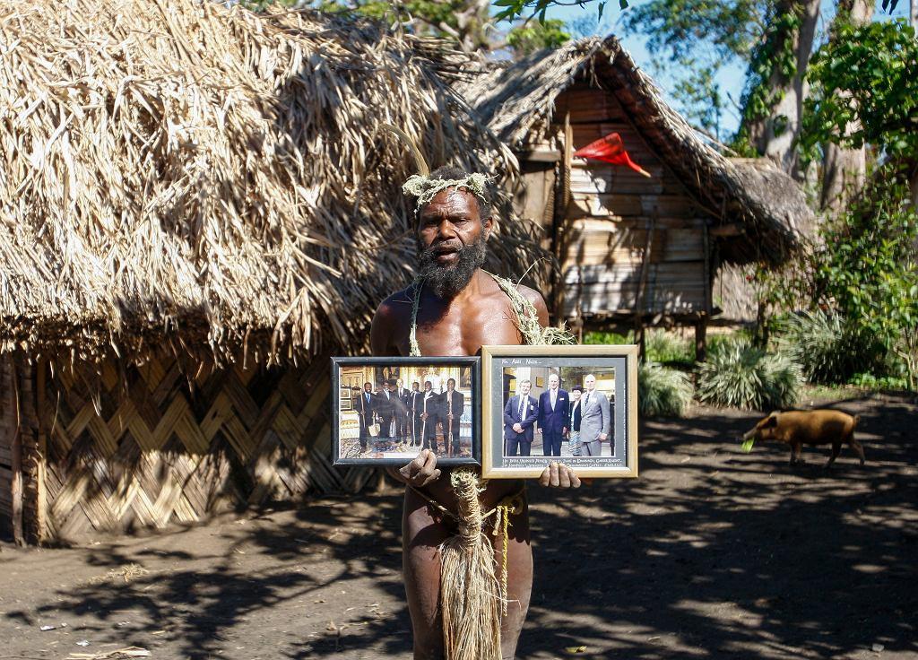Vanuatu Britain Prince Philip