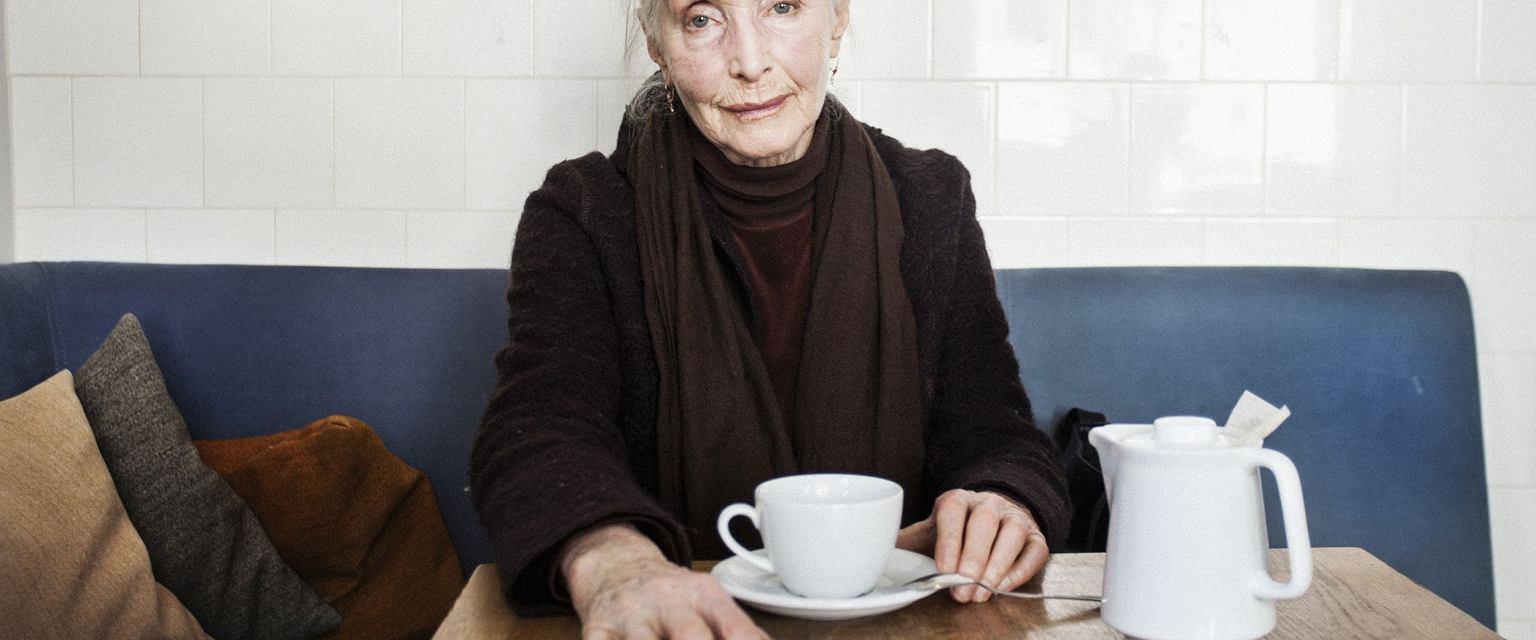 Helena Norowicz (fot. Marta Mach)