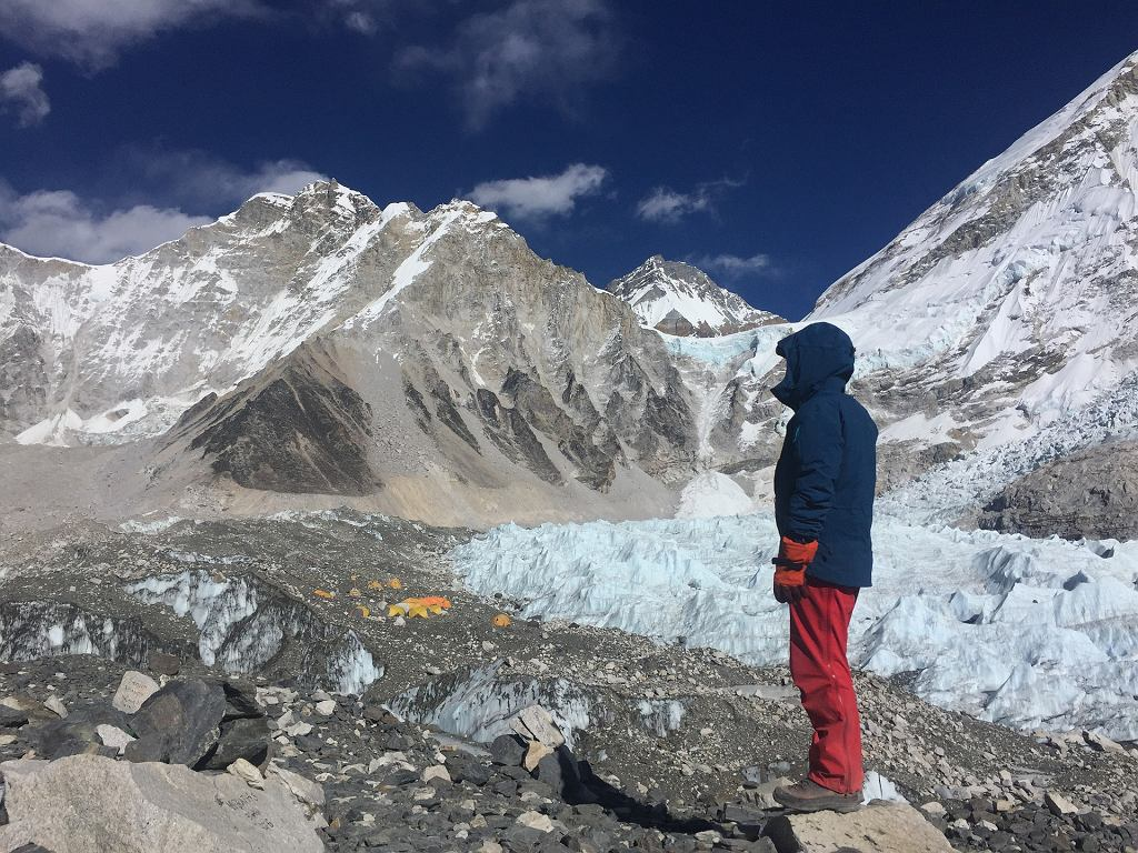 Mount Everest. Władze Nepalu wprowadził dzienny limit osób