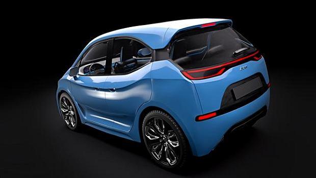iXAR - oto polski samochód przyszłości