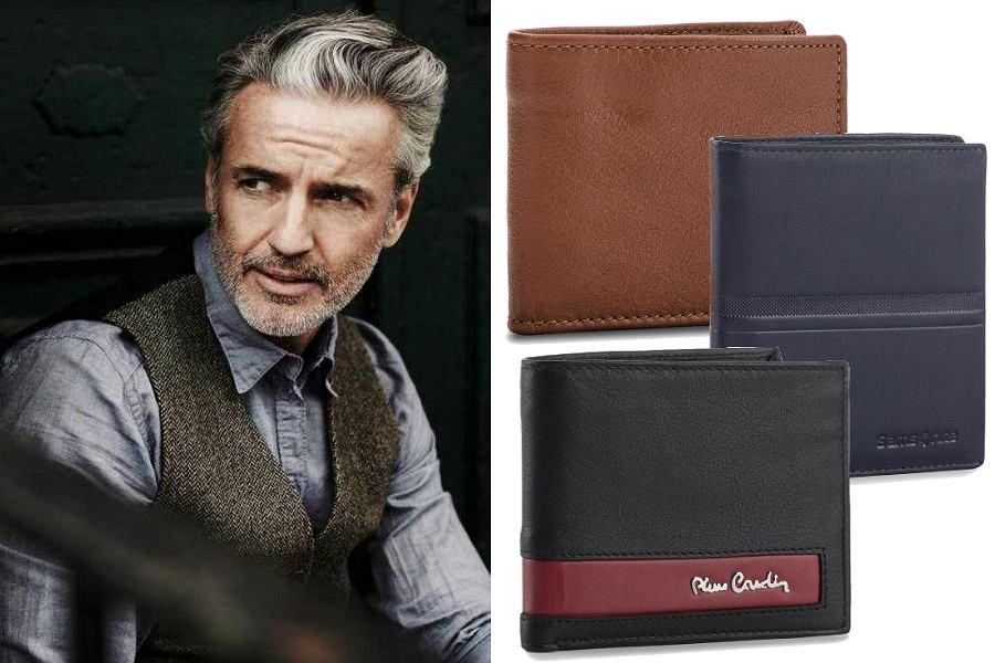 Prezenty na Dzień Ojca - portfel