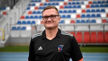 Dariusz Różański, trener Broni Radom