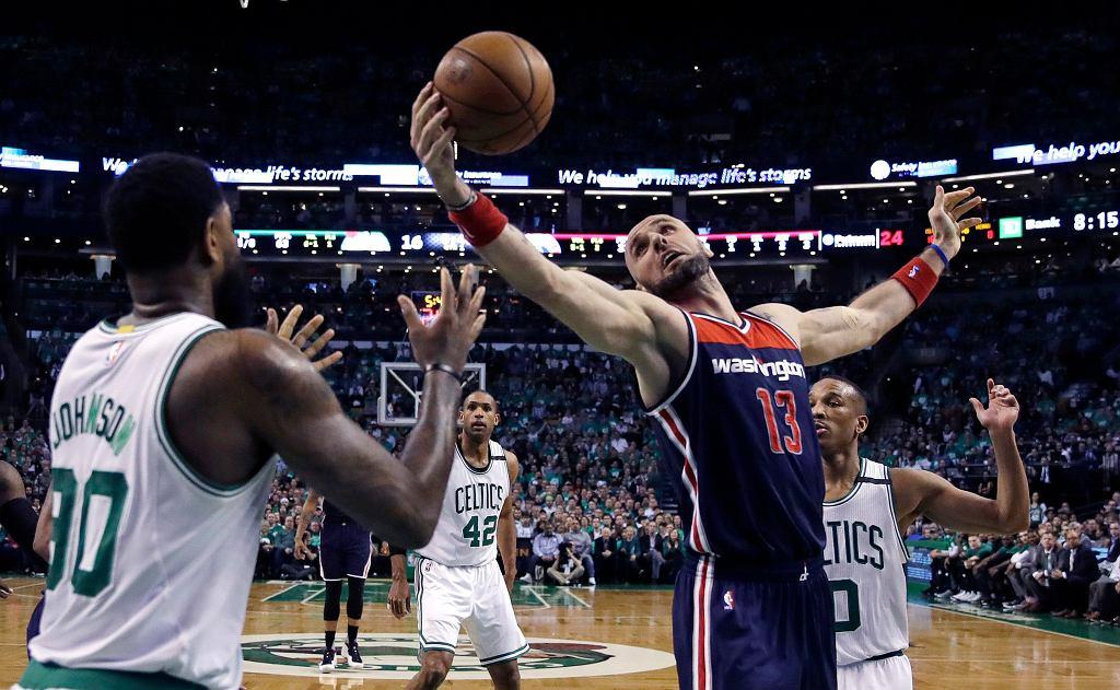 Wizard Celtics Basketball