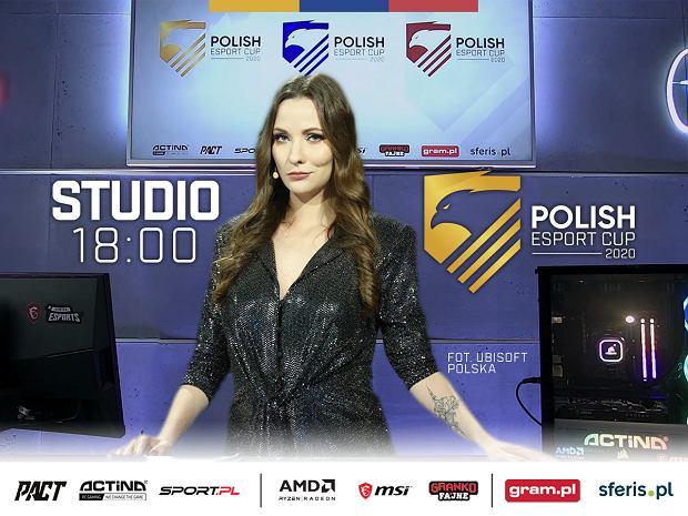 POLISH ESPORT CUP 2020 - cotygodniowe studio już o 18:00!