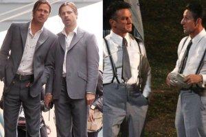 Brad Pitt, Sean Penn