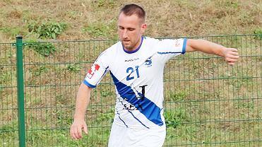 Lubuska czwarta liga: Korona Kożuchów - Stilon Gorzów 0:5 (0:4). Z nr 21 Rafał Świtaj