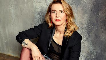 Anna Król w swojej nowej książce 'Kamienny sufit' łączy miłość do gór z pasją literacką.