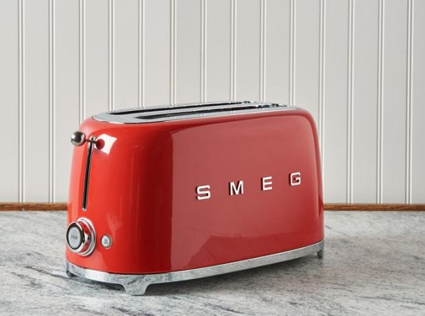 Smeg Toaster 4 Slice