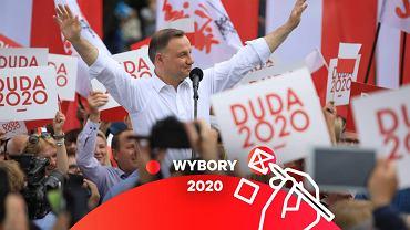 Andrzej Duda w Lublinie