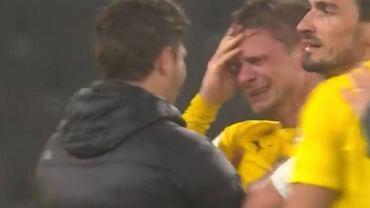 Łukasz Piszczek po zdobyciu kolejnego Pucharu Niemiec