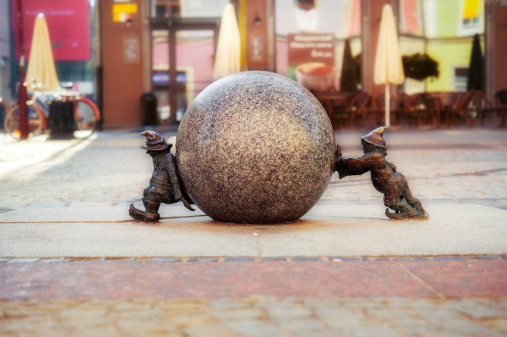 Ciekawe miejsca we Wrocławiu: krasnale