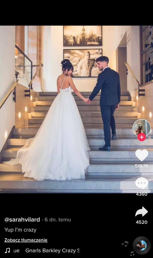 24-latka udawała, że wyszła za mąż