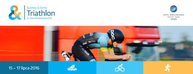 Business & Family Triathlon Sport