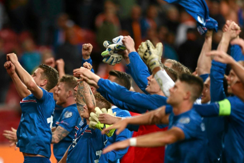 Islandia na Euro 2016