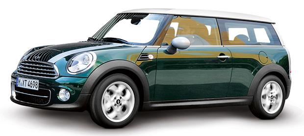 Top 10: samochody najmniej tracące wartość, samochody, top 10, Mini Clubman