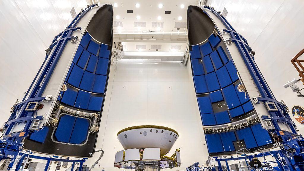 Misja Mars 2020 - przygotowania do wysłania łazika
