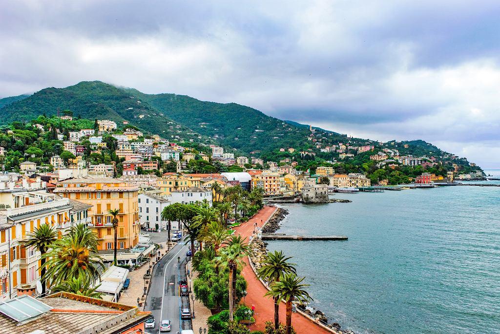 Włoska plaża (zdjęcie ilustracyjne)