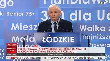Konwencja samorządowa PiS w Łodzi