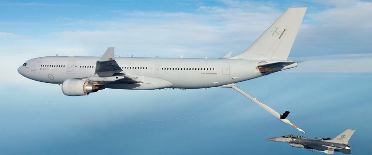 Pierwszy samolot-cysterna dla NATO gotowy, ale nie dla Polski