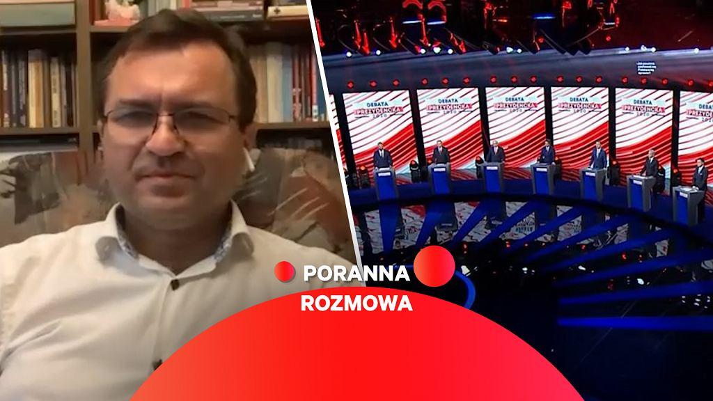 Poranna Rozmowa Gazeta.pl. Gościem Zbigniew Girzyński
