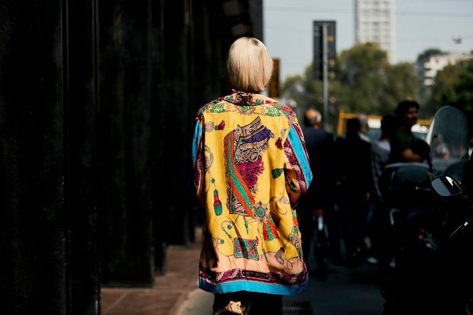 Jak nosić kimono latem?