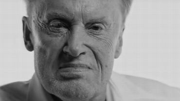 Daniel Olbrychski w teledysku do piosenki Krzysztofa Zalewskiego ''Polsko''