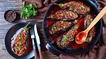 Bakłażan. Przepisy na dania z bakłażanem. Zdjęcie ilustracyjne