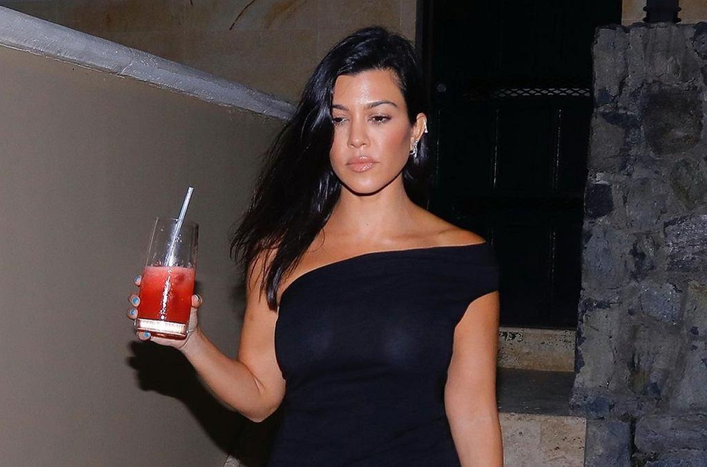 Kourtney Kardashian stosuje dietę keto