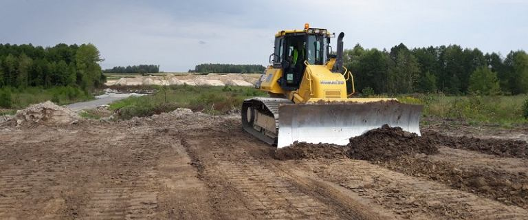 Rusza budowa kolejnego odcinka S19 na Lubelszczyźnie. 'Szpadle poszły w ruch'