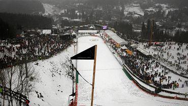 Skocznia narciarska w Harrachovie