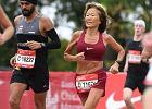 71-letnia Jeannie Rice przebiegła maraton w zastraszająco szybkim tempie. Pobiła swój rekord świata