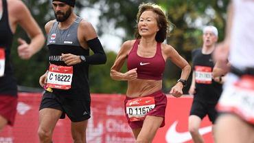 Jeannie Rice w wieku 70 lat ustanowiła nowy rekord świata w maratonie!