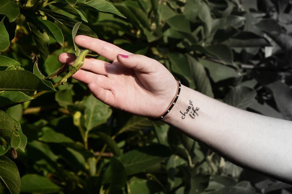 Tatuaż zgodny z miesiącem Twojego urodzenia